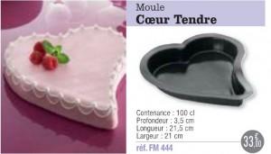 Moule Coeur